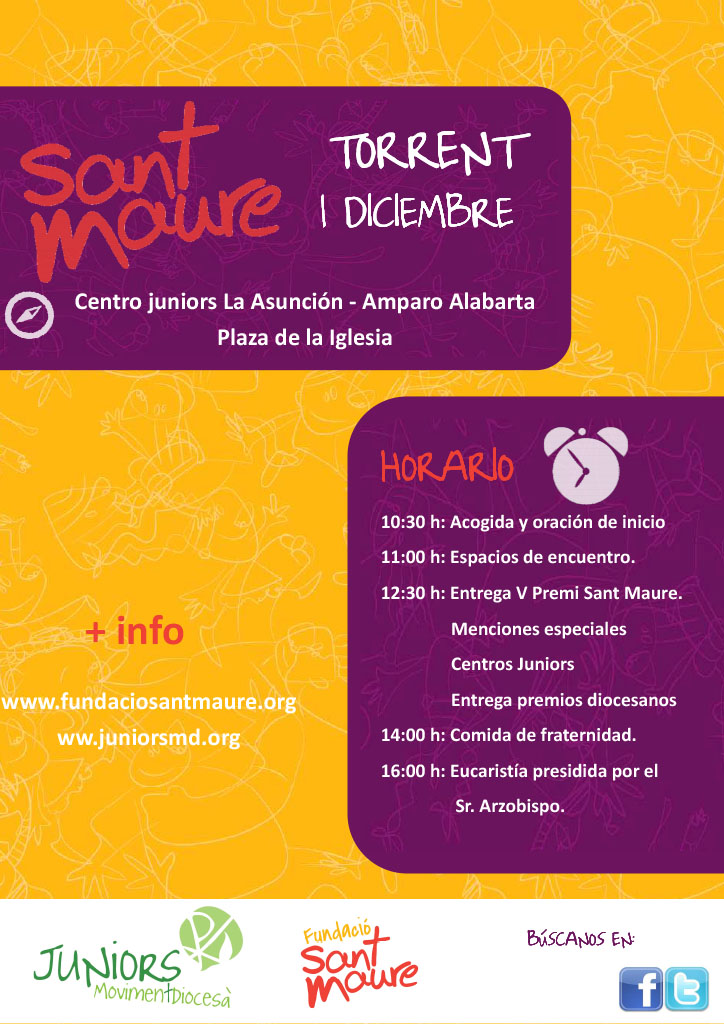folleto descriptivo Sant Maure 2013_def